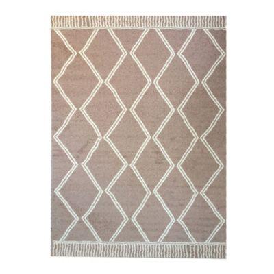 PP Alfombra pattern 100 160 x 235 cm