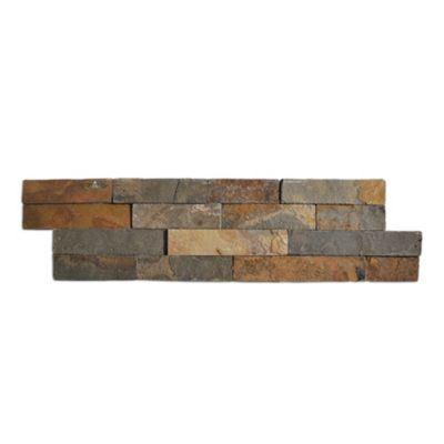 Guarda 15 x 55 Slate Stone óxido 0.577 m2