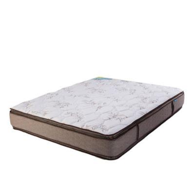Colchón boreal Pillow top 200 x 180 x 31 cm