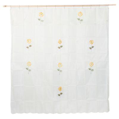 Cortina de baño margarita 180 x 180 cm