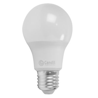 Lámpara LED E27 3000K cálida