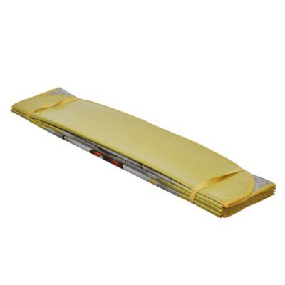 Cortina reflectiva parabrisas amarillo