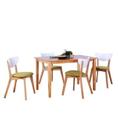 Set comedor Biblos + 4 sillas