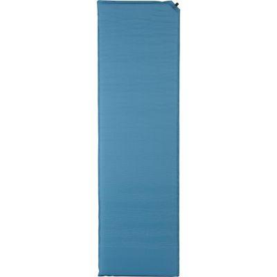 Colchoneta autoinflable azul 183 x 51 x 2.5 cm