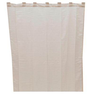Cortina gros crudo 140 x 210 cm