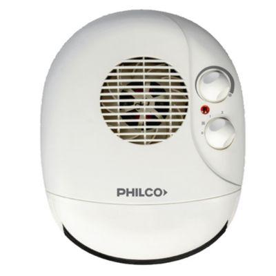 Caloventor con termostato 2000 w negro