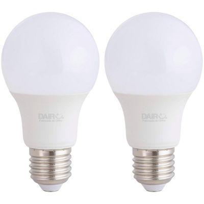 Kit x2 Lámpara LED 7.5 W E27 fría