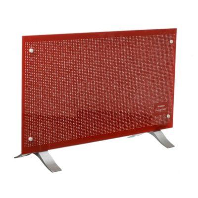 Panel convector rojo 2000 w
