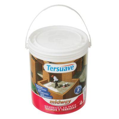 Membrana para techo en pasta 4 kg