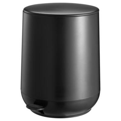 Cesto de basura New EGG 5 L negro