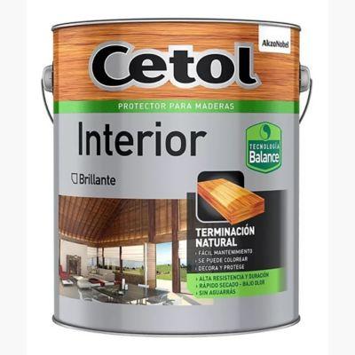Protector para maderas interior brillante 1 L