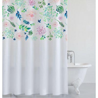 Cortina de baño primavera 180 x 180 cm