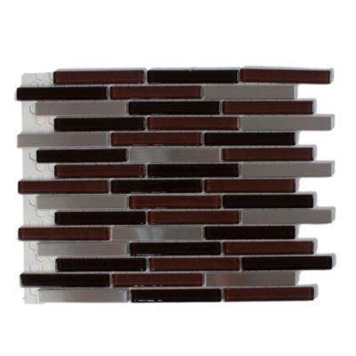 Mosaico laguna chocolate