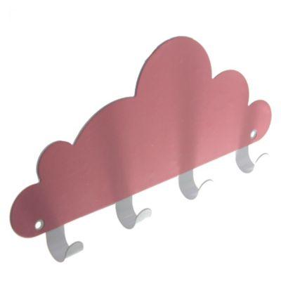 Percha infantil Nube rosada
