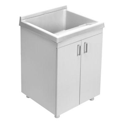 Mueble de lavadero con bacha