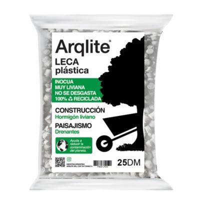 Leca plástica media Arqlite x 25DM
