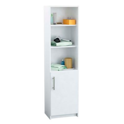 Organizador funcional 1 puerta 3 estantes
