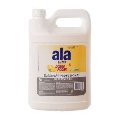 Detergente para vajilla limón 5 l