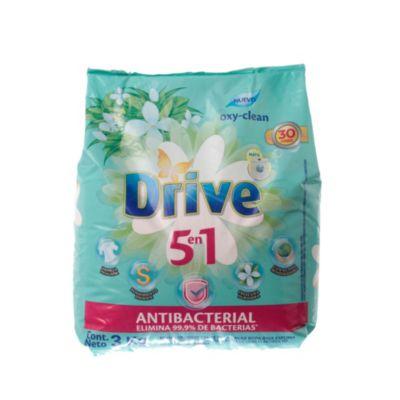 Jabón en polvo para ropa antibacterial 6 x 3 kg