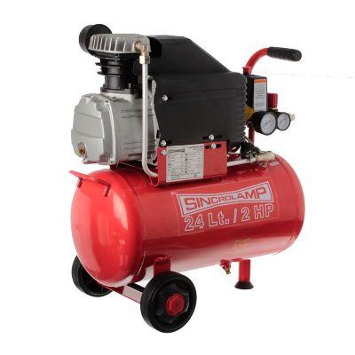 Compresor 24 litros 2 hp 220 v