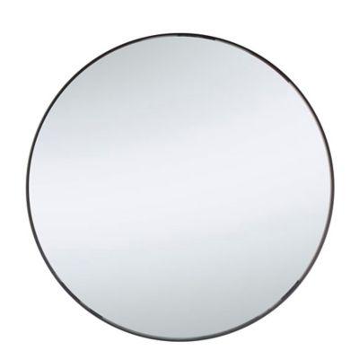 Espejo para baño redondo 47 cm