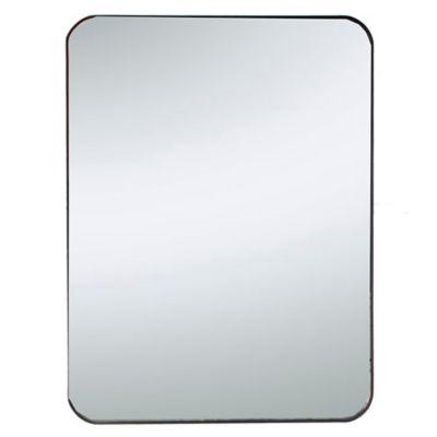 Espejo para baño para baño rectangular 50 x70 cm