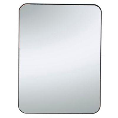 Espejo para baño rectangular 40 x 90 cm
