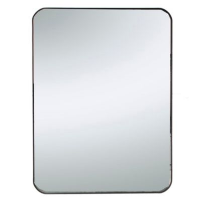 Espejo para baño rectangular 60 x 80 cm