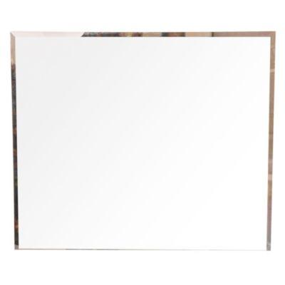 Espejo para baño biselado 60 x 60 cm