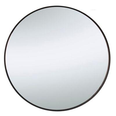 Espejo para baño para baño redondo 57 cm