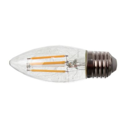 Lámpara LED Filamento VELA 4w