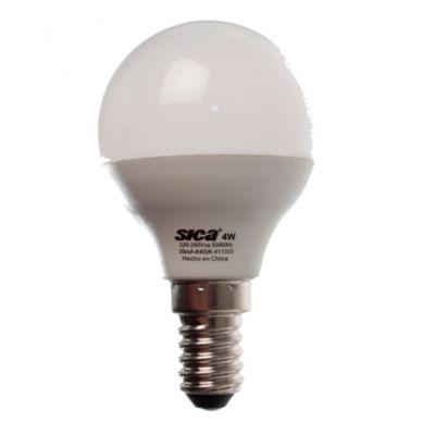 Lámpara LED Gota 4w E14 Fría
