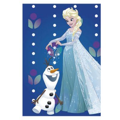 Alfombra infantil Frozen 67 x 120 cm 3