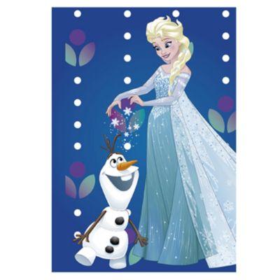 Alfombra infantil Frozen 100 x 140 cm 3
