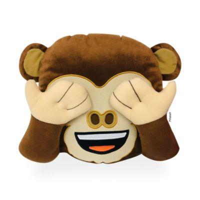 Almohadón Emoji Monkey