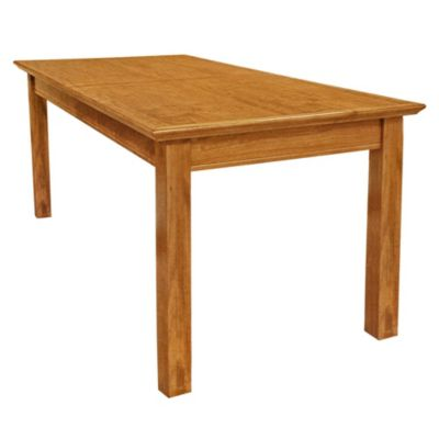 Mesa extensible 160 - 220 cm patas rectas