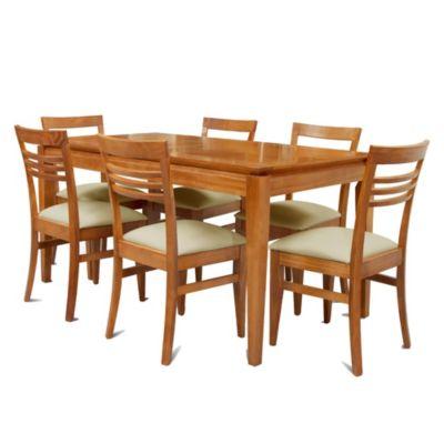 Juego de comedor Murano mesa + 6 sillas
