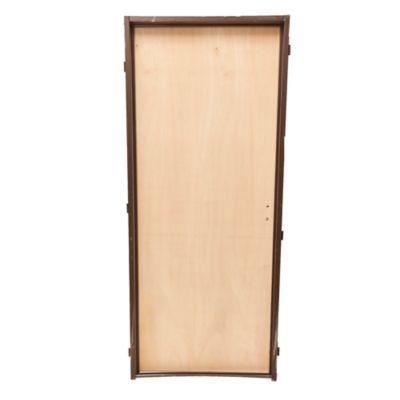 Puerta placa de interior Guatambú 80 x 200 x 10 derecha