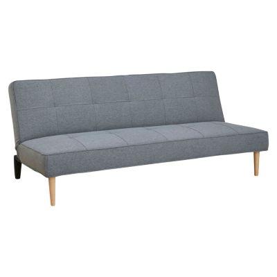 Futón Santi 179 x 93 x 76 cm gris