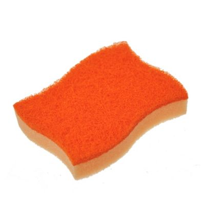 Esponja ScotchBrite Cero Rayas naranja