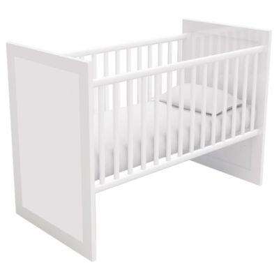 Cuna blanca 97 x 134 x 68 cm