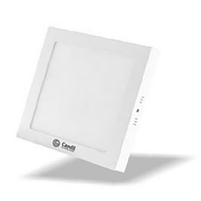 Panel LED cuadrado 6 w blanco fría