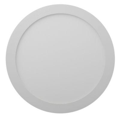 Panel LED redondo 18 w blanco cálido