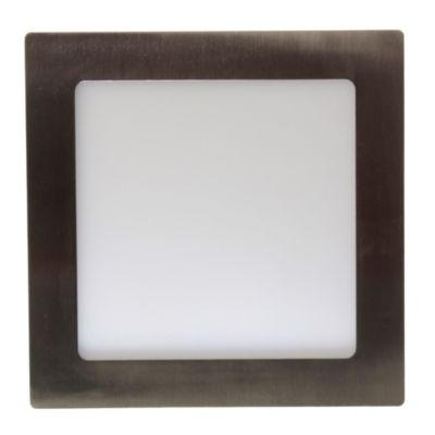 Panel LED cuadrado 18 w blanco fría