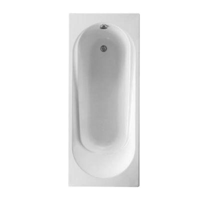 Bañera Sureste 160 x 70 cm blanco