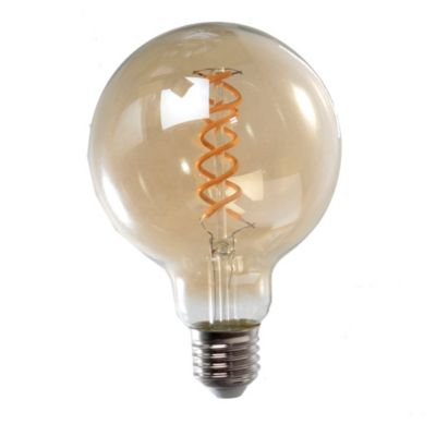 Lámpara LED 4 W Ambar E27