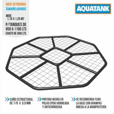 Base para tanque de agua 1100 l
