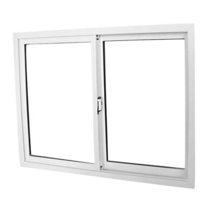 Ventana de aluminio 80 x 60 Blanca