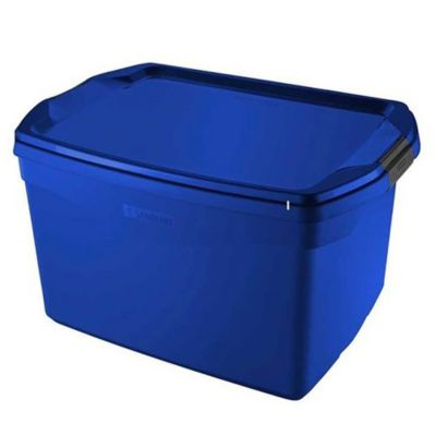 Caja organizadora Azul 29 L
