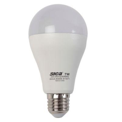 Lámpara de emergencia LED clásica 7 W BC